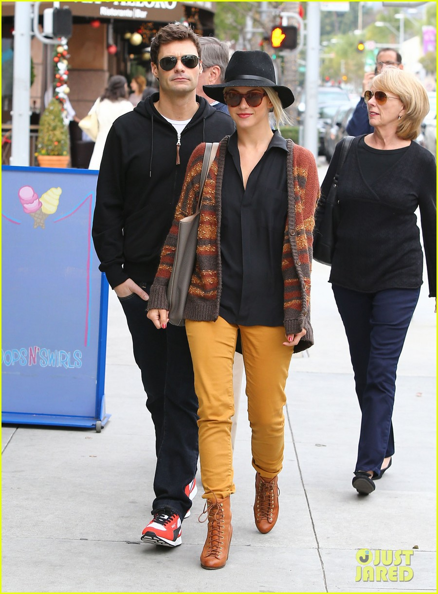 julianne hough ryan seacrest sunny saturday in beverly hills 32