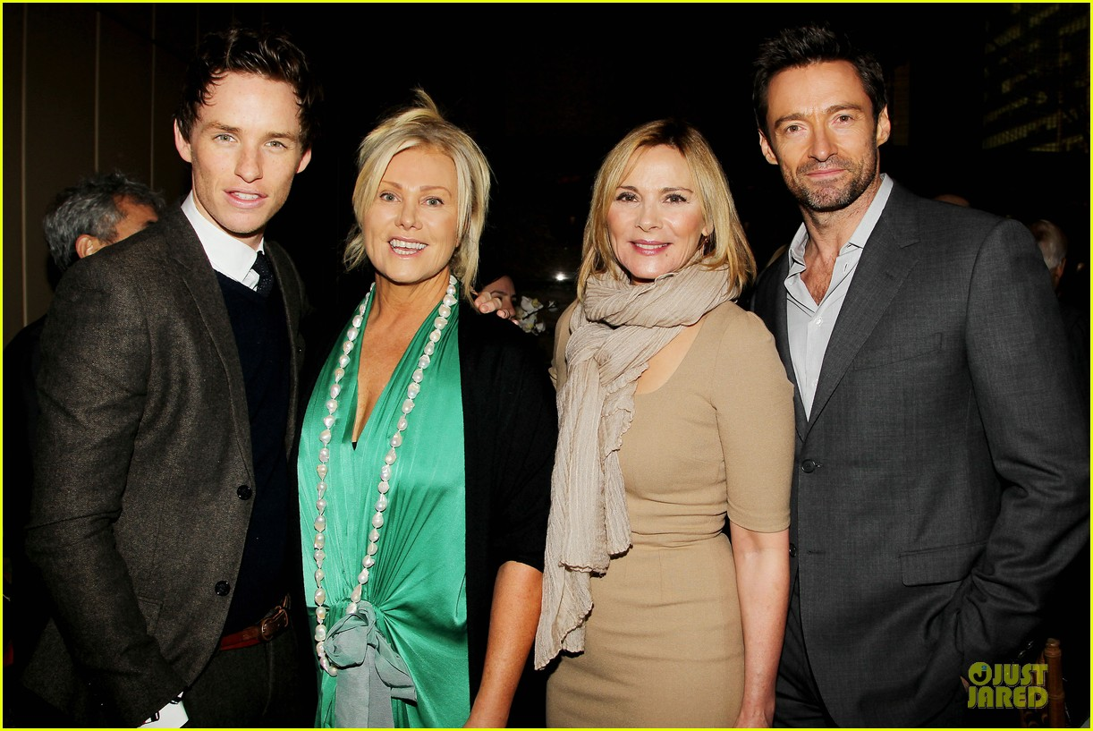 hugh jackman & eddie redmayne les miserables luncheon 10