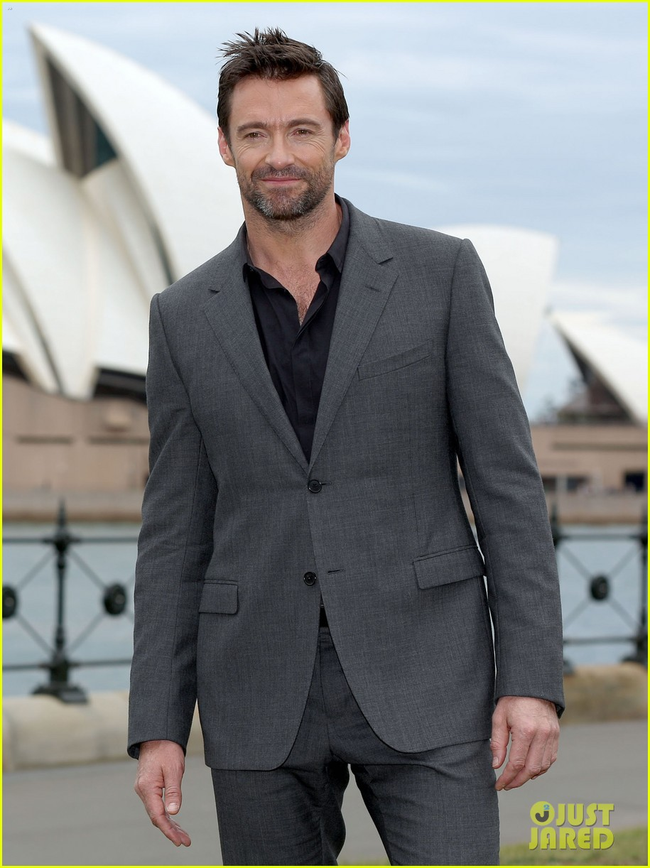 hugh jackman les miserables sydney photo call 02