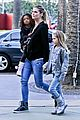 heidi klum martin kristen pretend city childrens museum with the kids 01
