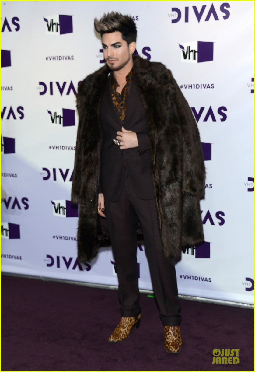 adam lambert vh1 divas host 05