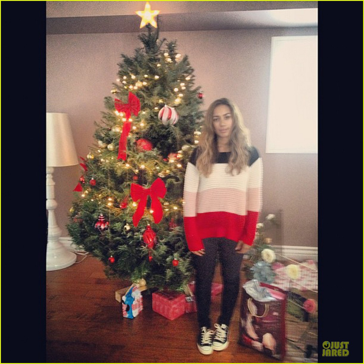 leona lewis merry christmas video watch now 05