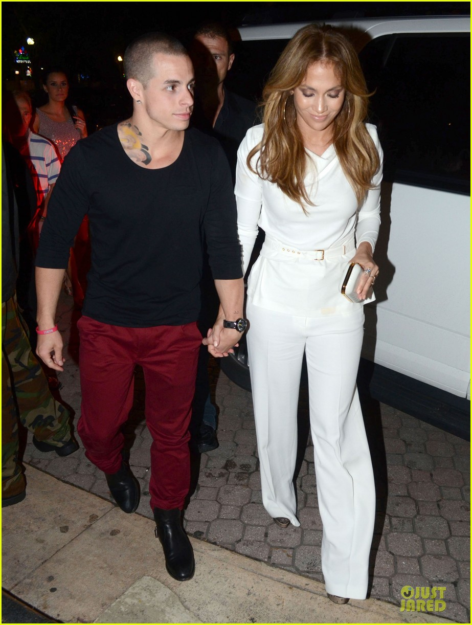 casper smart thanks jennifer lopez for being inspirational 032780189