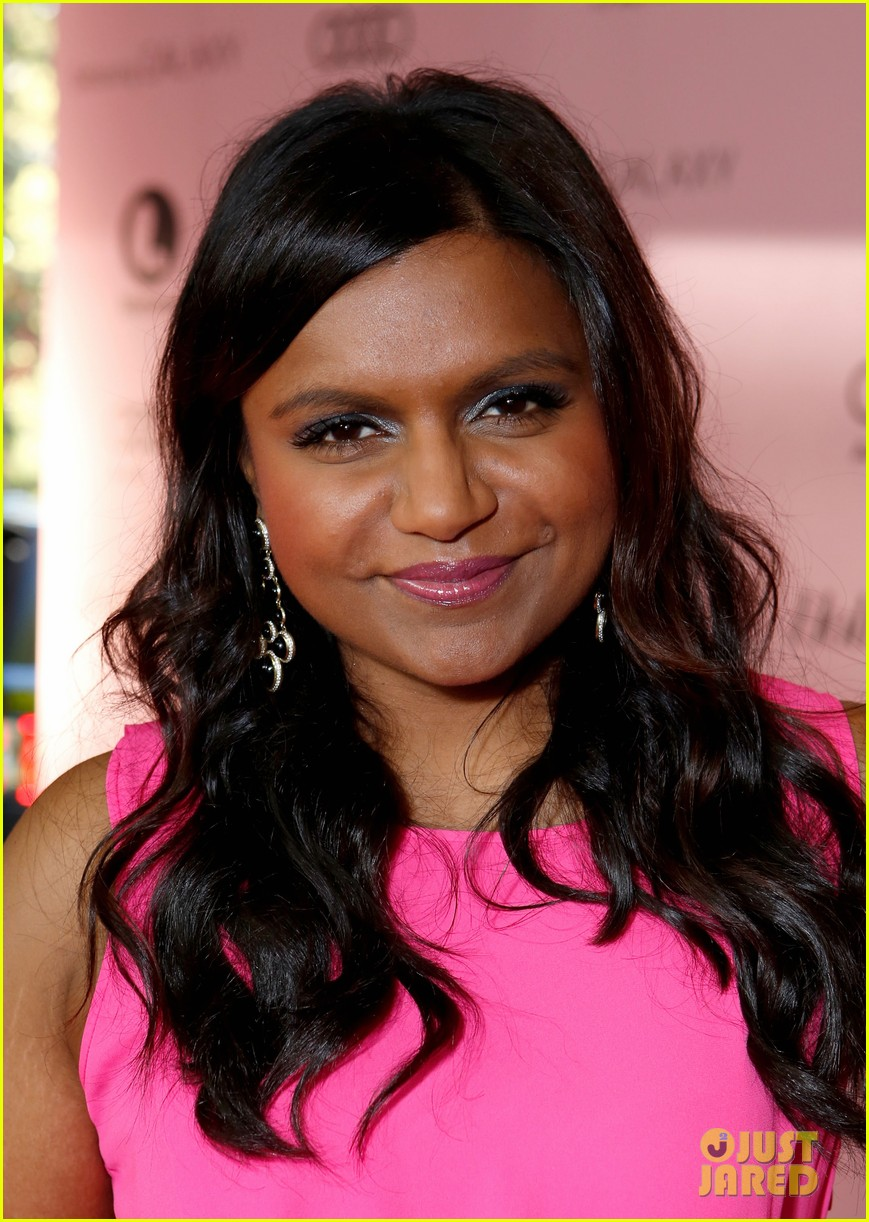 mindy kaling ashley madekwe thrs power 100 breakfast 02
