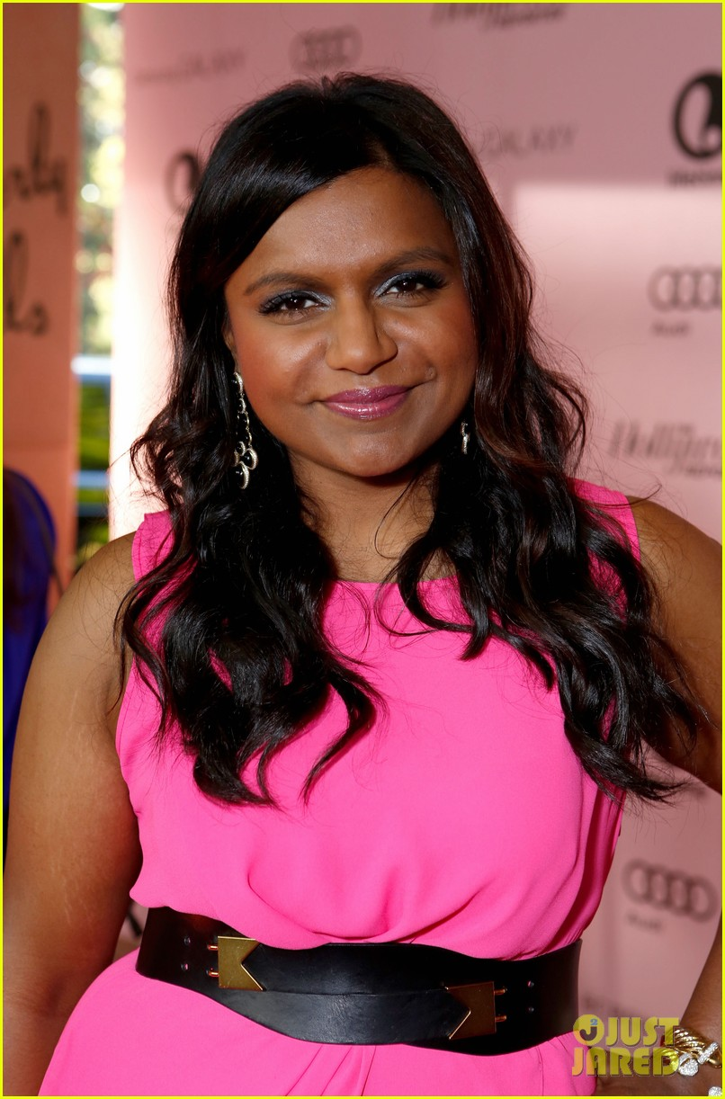 mindy kaling ashley madekwe thrs power 100 breakfast 10