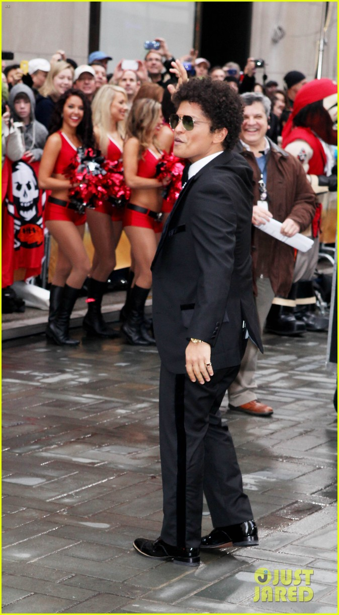 bruno mars today show 02