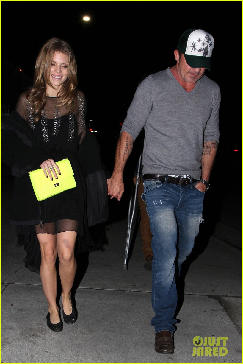 annalynne mccord dominic purcell movie night 05