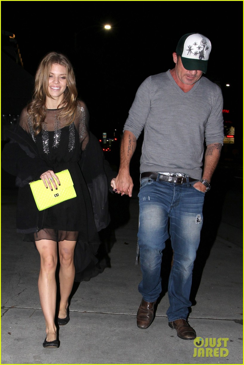 annalynne mccord dominic purcell movie night 072769140