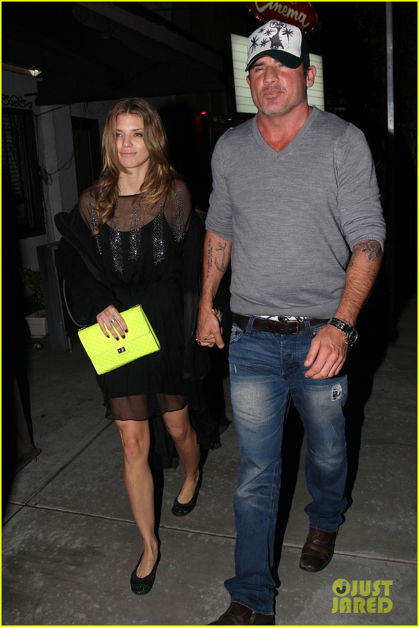 annalynne mccord dominic purcell movie night 09