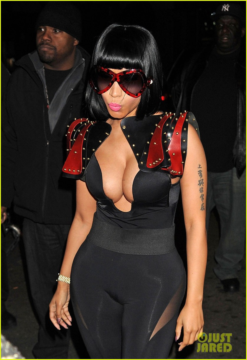 Nicki Minaj: Christmas Extravaganza!: Photo 2780964 | Nicki Minaj ...