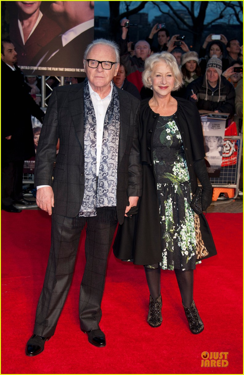 helen mirren & anthony hopkins hitchcock london premiere 08