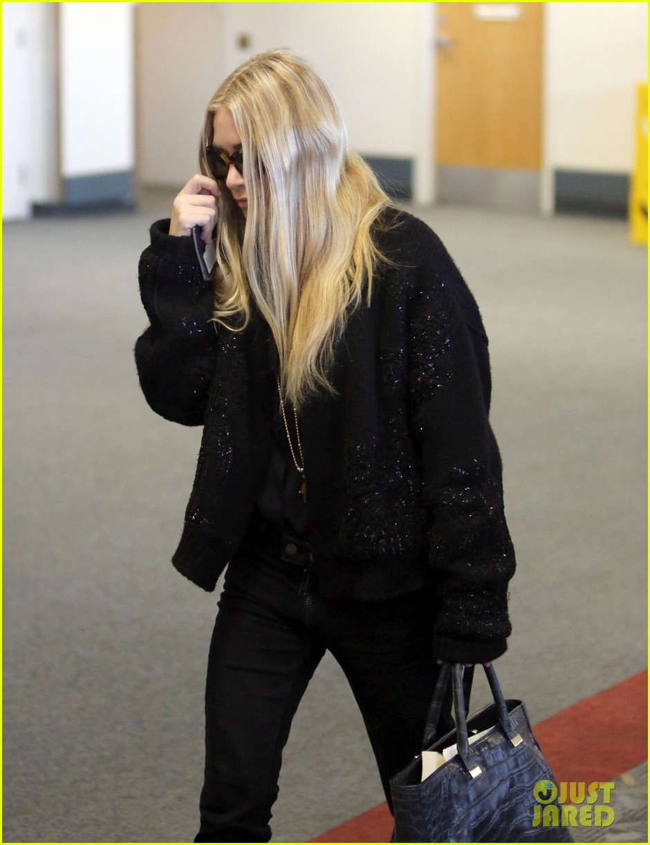 mary kate ashley olsen holidays with the family 09