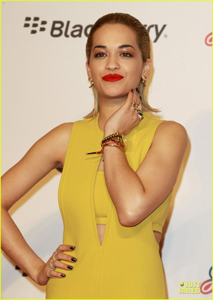 rita ora & the wanted jingle bell ball 142772556