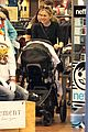 anna paquin stephen moyer holiday shopping with the twins 23