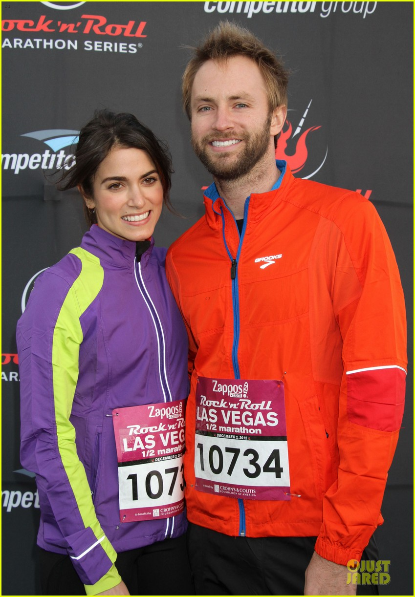 nikki reed & paul mcdonald rock n roll marathon & half marathon 02