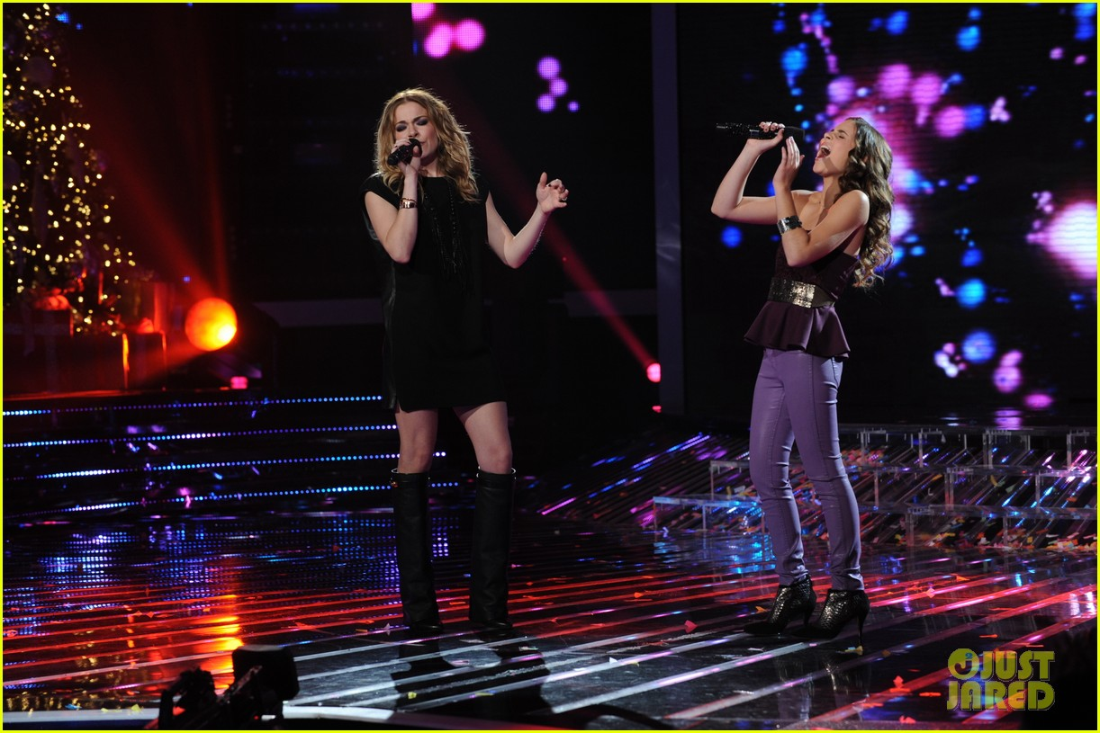 leann rimes carly rose sonenclar x factor finale performance 03