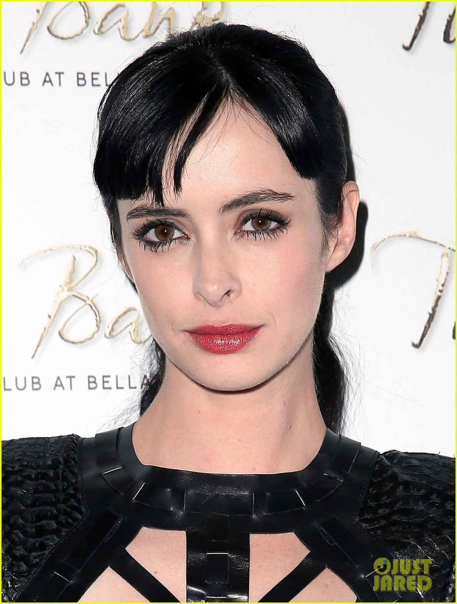 krysten ritter bank nightclub birthday party 04