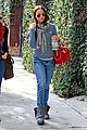 zoe saldana loves the los angeles rain 20