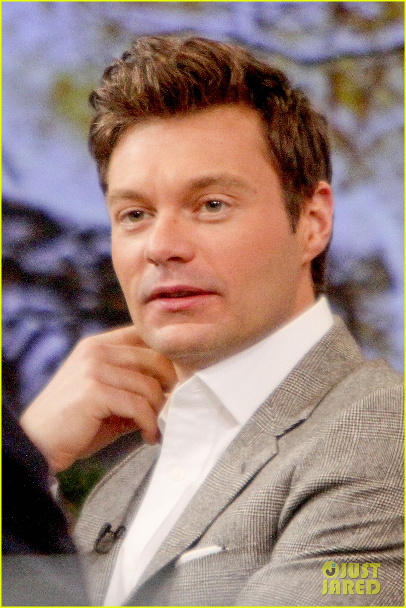 ryan seacrest talks new years eve without dick clark on gma 09