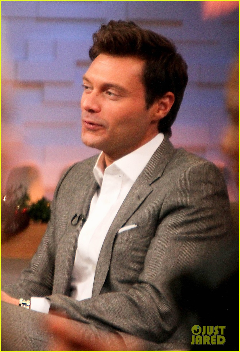 ryan seacrest talks new years eve without dick clark on gma 212781776