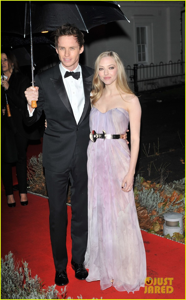 amanda seyfried eddie redmayne night of heroes 12