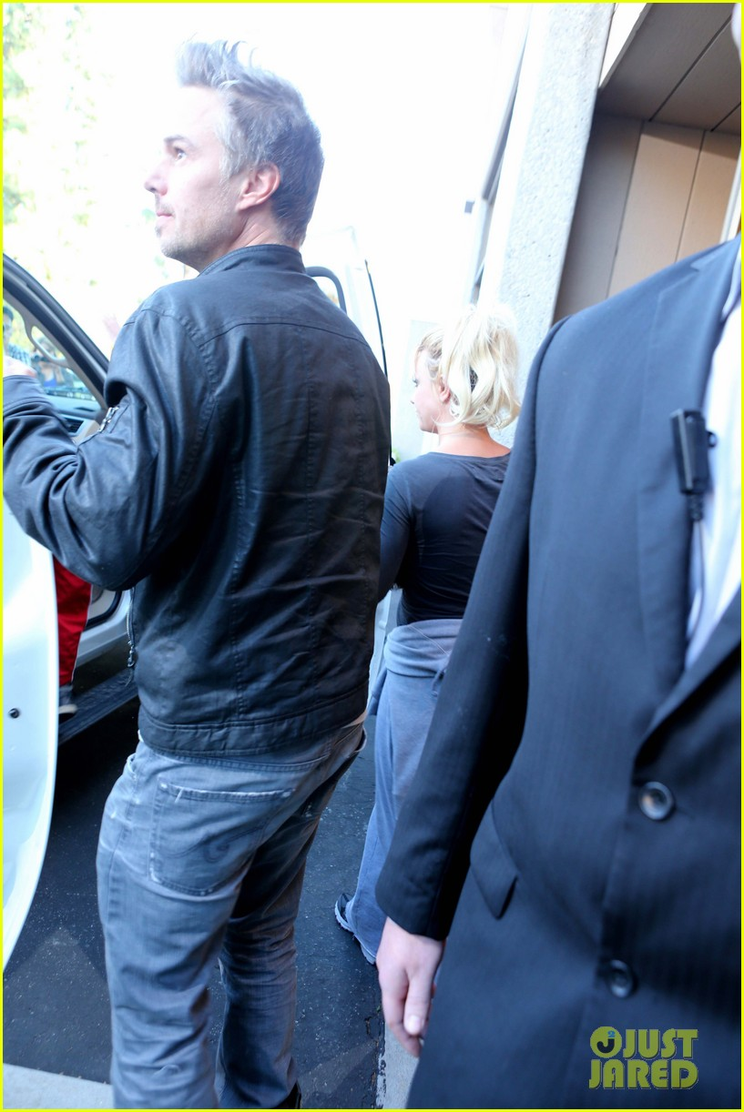 britney spears jason trawick music academy with the boys 08
