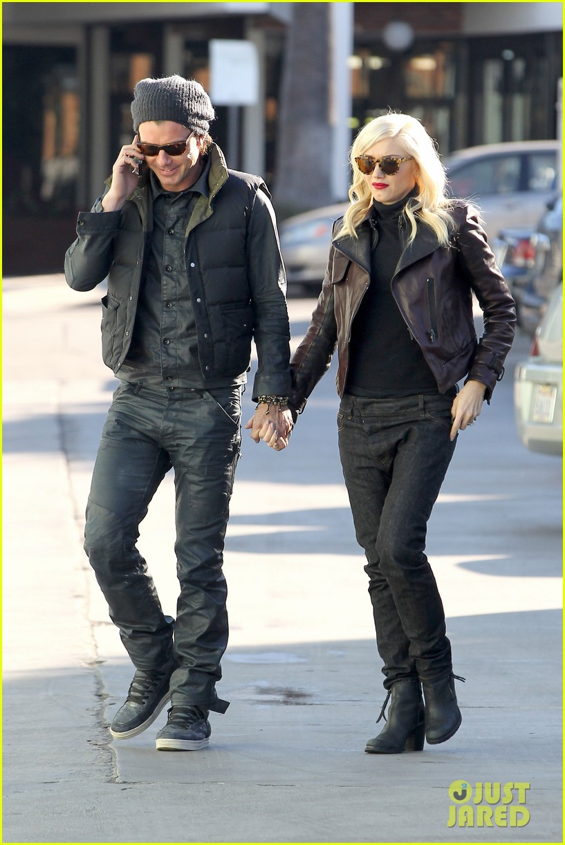 gwen stefani gavin rossdale starbucks sweethearts 03