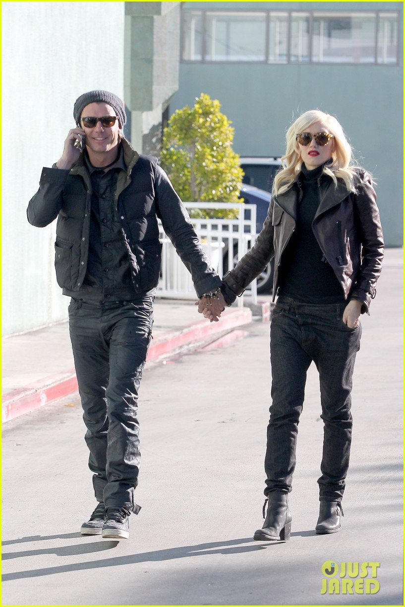 gwen stefani gavin rossdale starbucks sweethearts 04