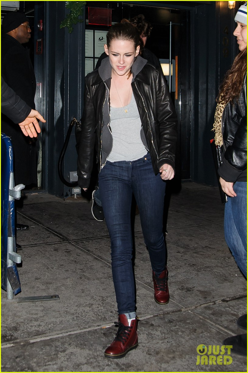 kristen stewart on the road after party 09