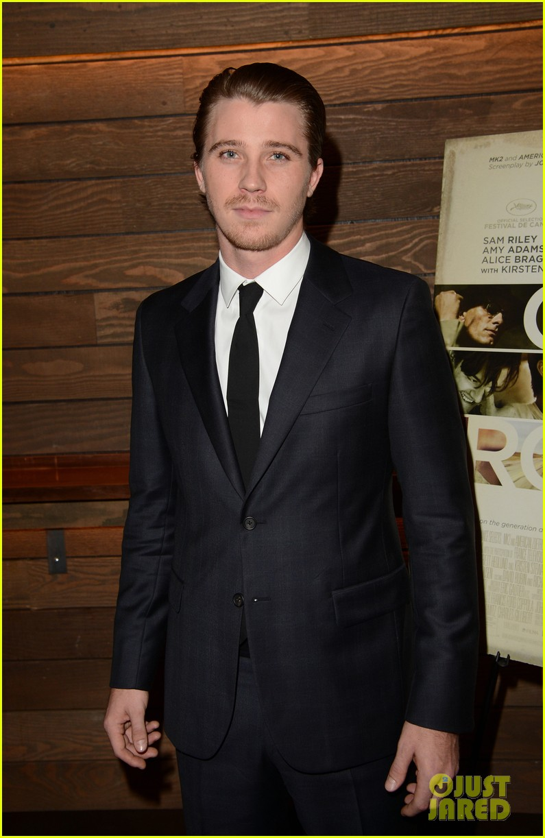 kristen stewart garrett hedlund on the road screening 072771054