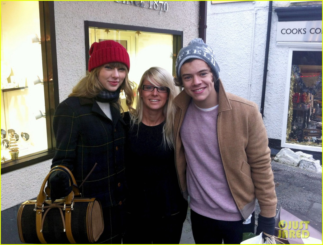 taylor swift harry styles lake windermere getaway 012775157