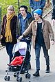 taylor swift harry styles central park stroll 13