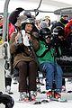 uma thurman aspen ski vacation 03