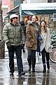 uma thurman arpad busson snow aspen stroll with maya 05