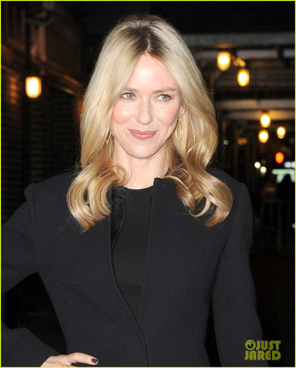 naomi watts late show with david letterman appearance 09