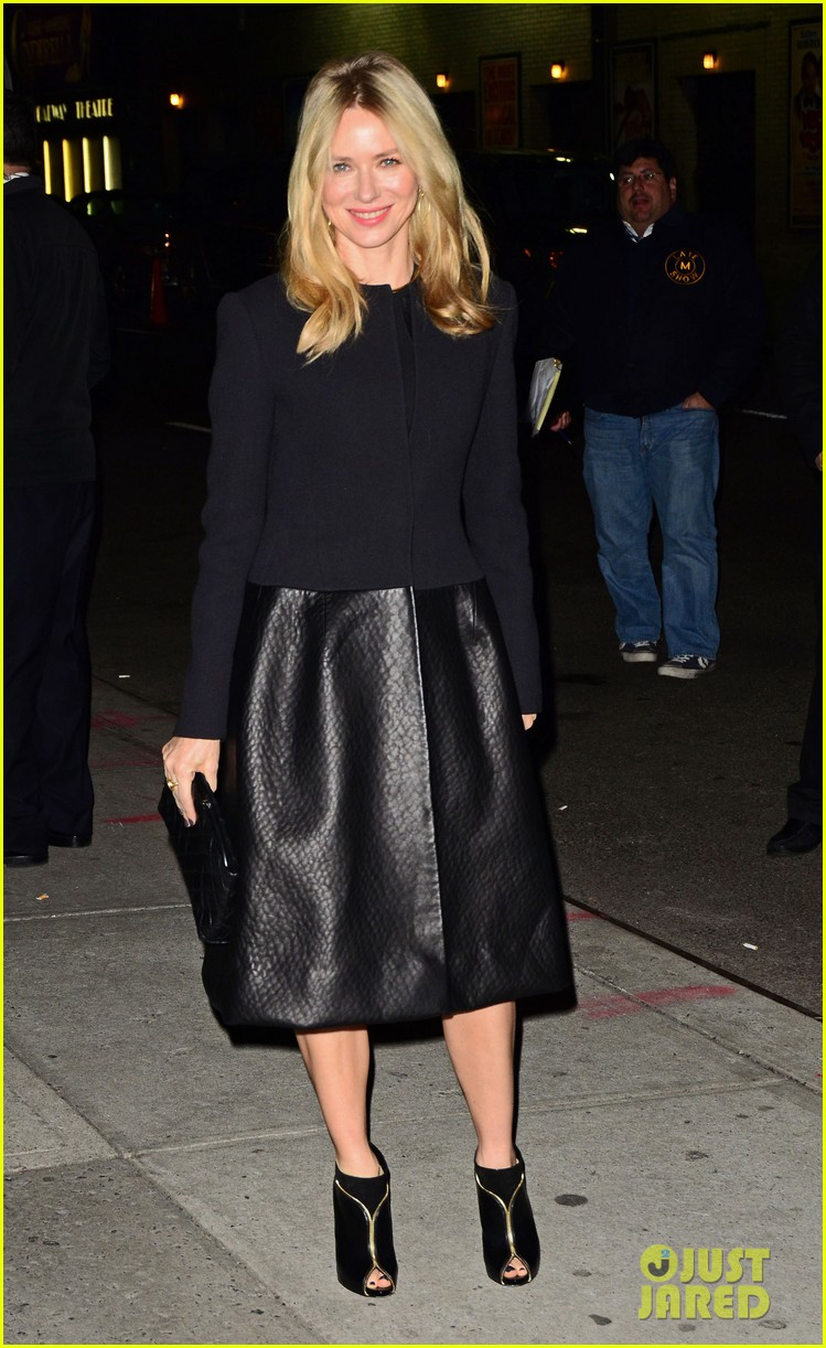 naomi watts late show with david letterman appearance 18