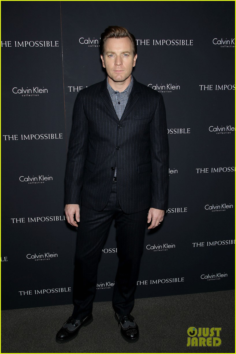 naomi watts ewan mcgregor impossible ny screening 172774767
