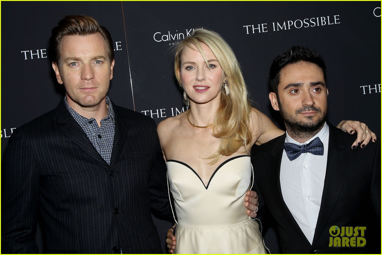 naomi watts ewan mcgregor impossible ny screening 22