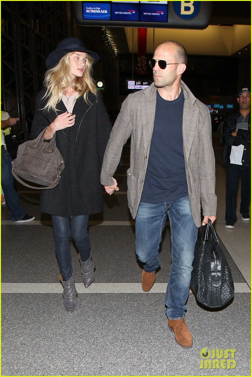 rosie huntington whiteley jason statham lax couple 032773557