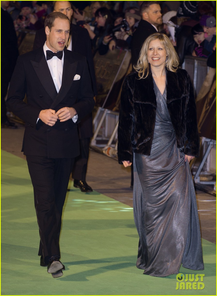 prince william hobbit premiere without kate middleton 02