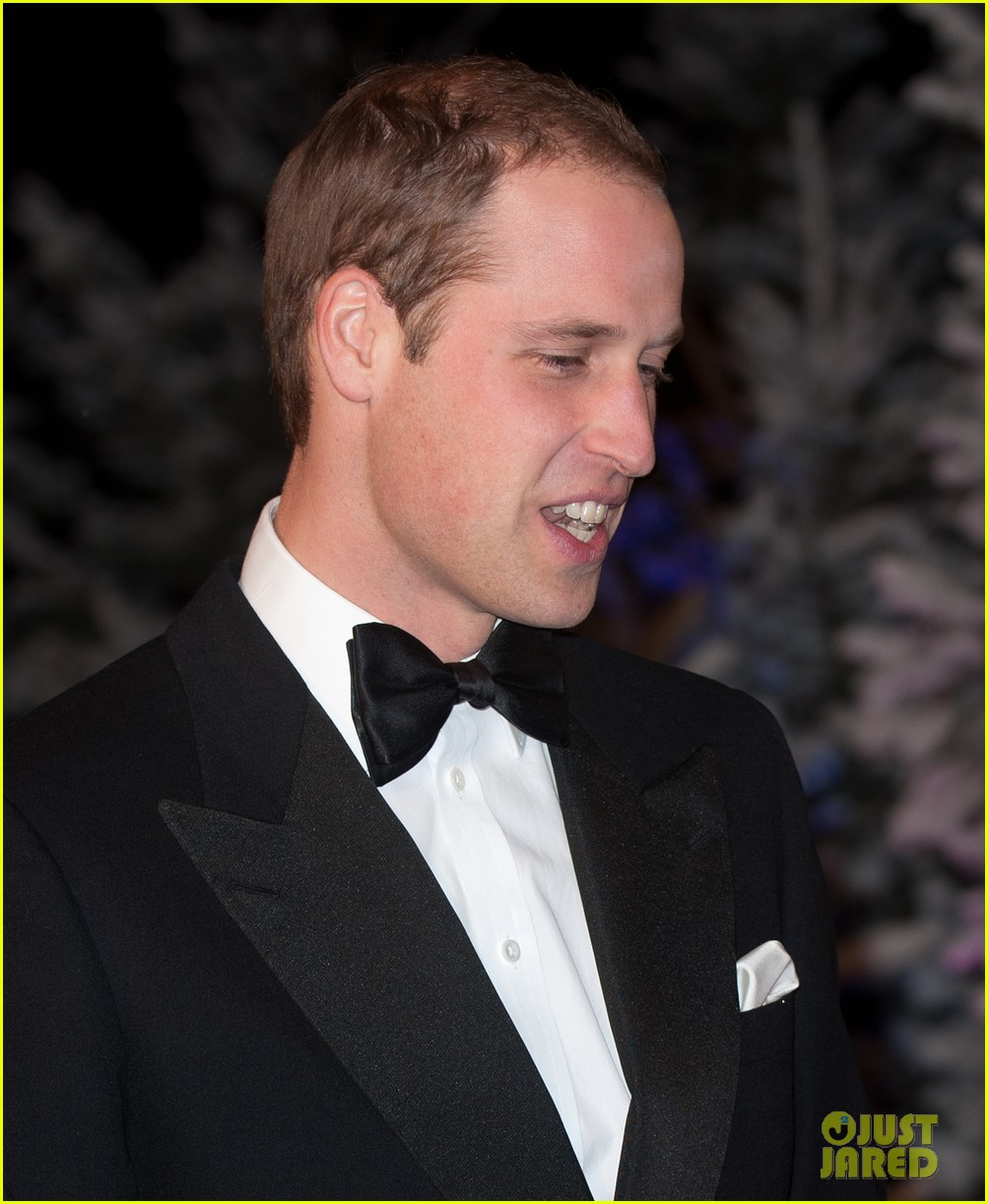 prince william winter whites gala without pregnant kate middleton 17