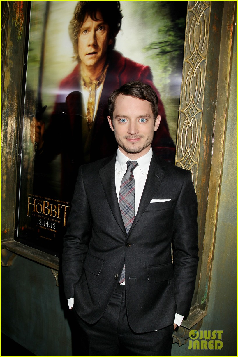 elijah wood liv tyler the hobbit new york premiere 01