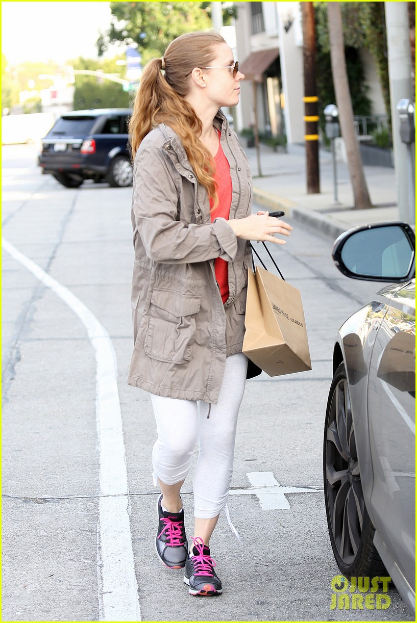 amy adams busy day in west hollywood 18
