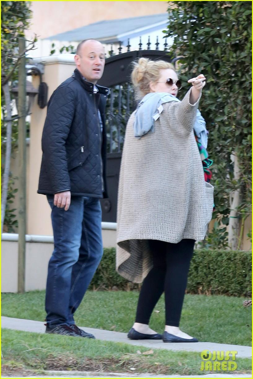 Adele after ba.