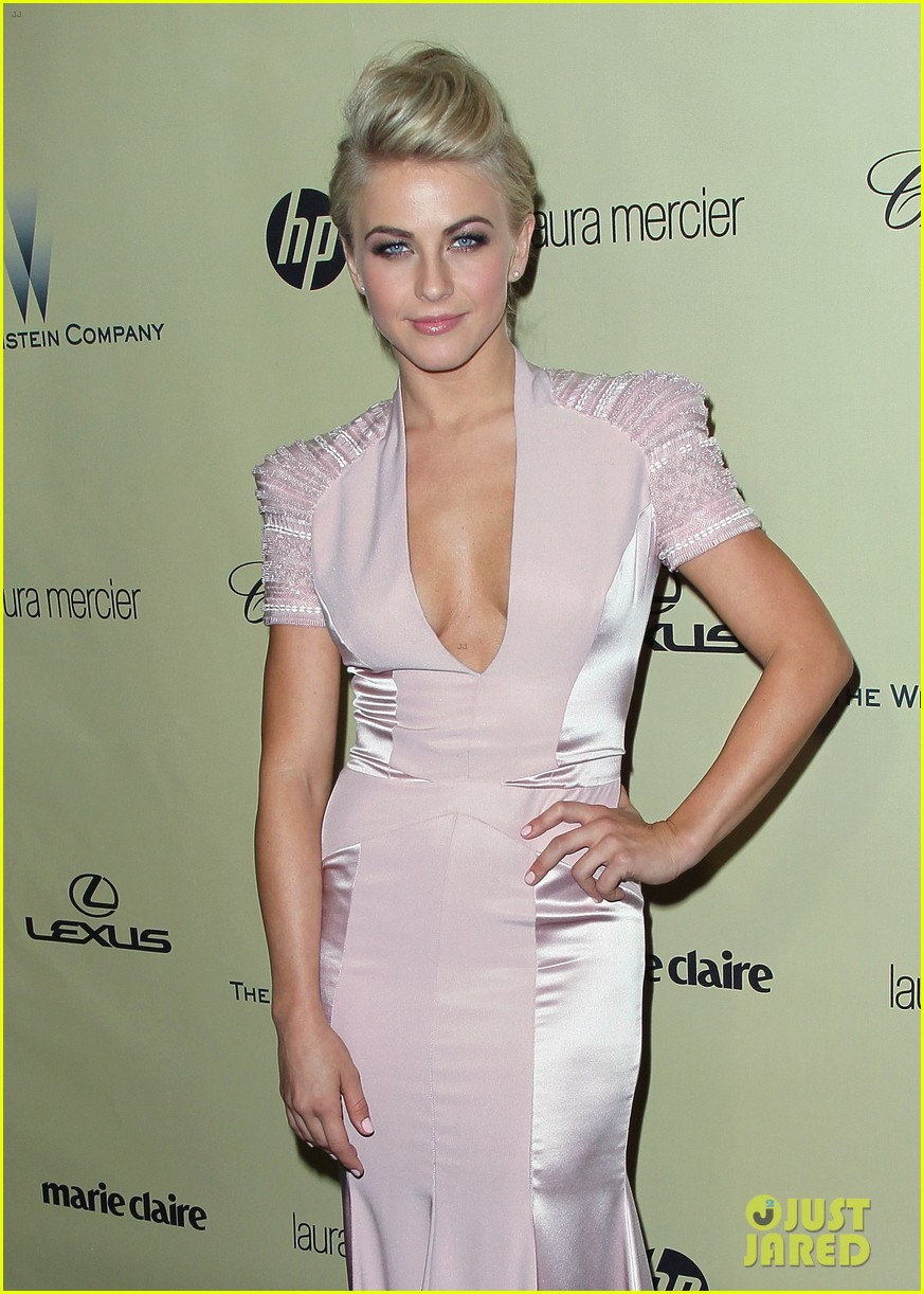 malin akerman julianne hough golden globes parties 2013 04