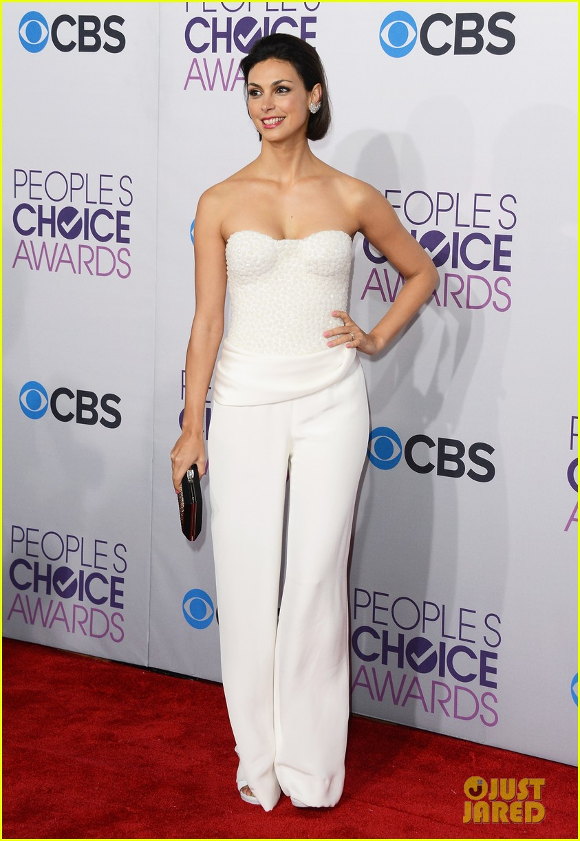morena baccarin nathan fillion peoples choice awards 2013 09