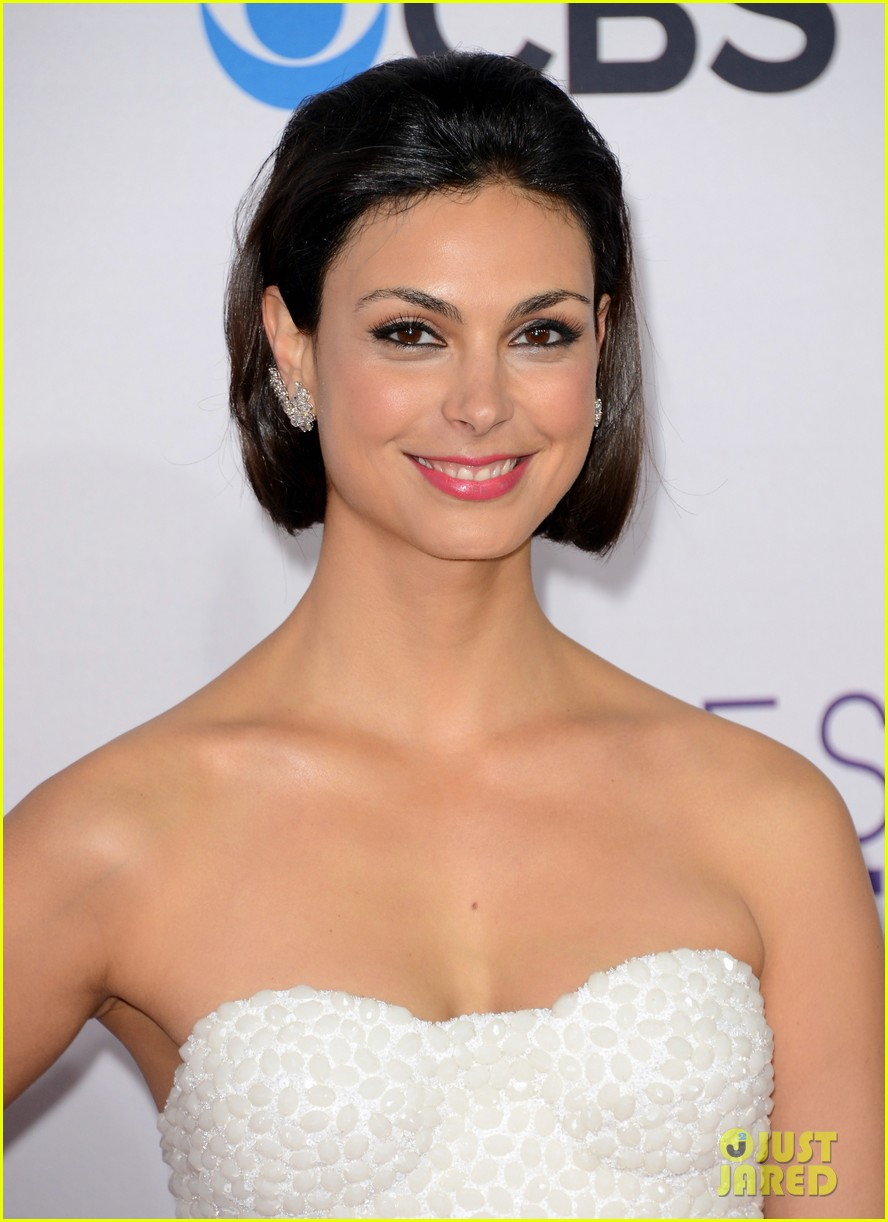 morena baccarin nathan fillion peoples choice awards 2013 10