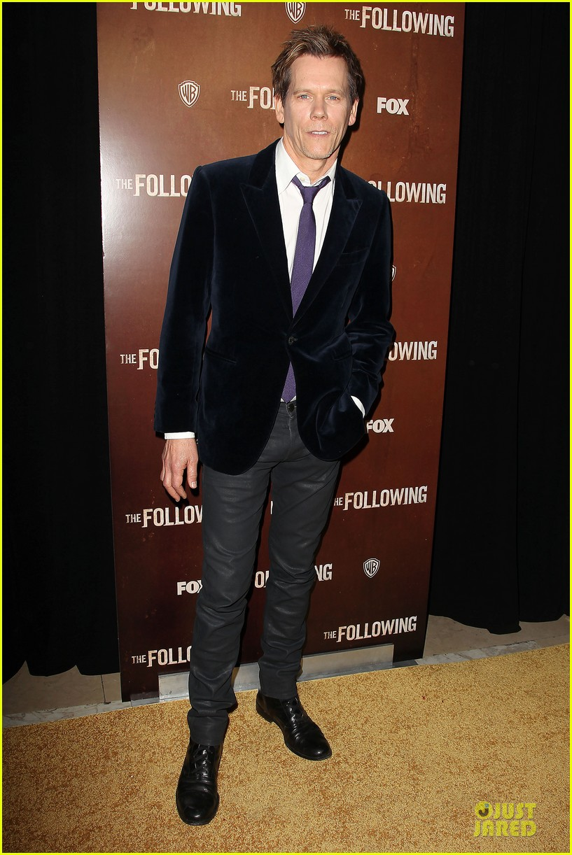 kevin bacon nico tortorella the following premiere 012794539