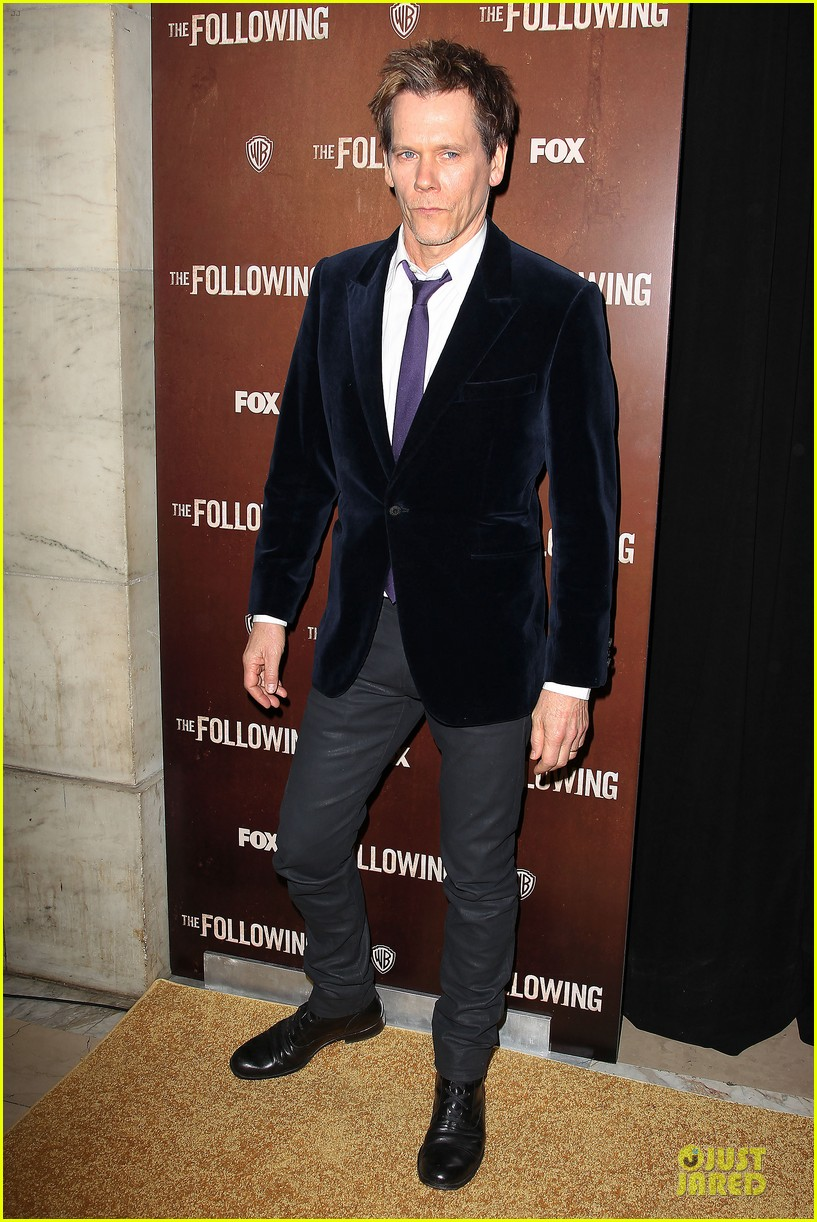 kevin bacon nico tortorella the following premiere 062794544