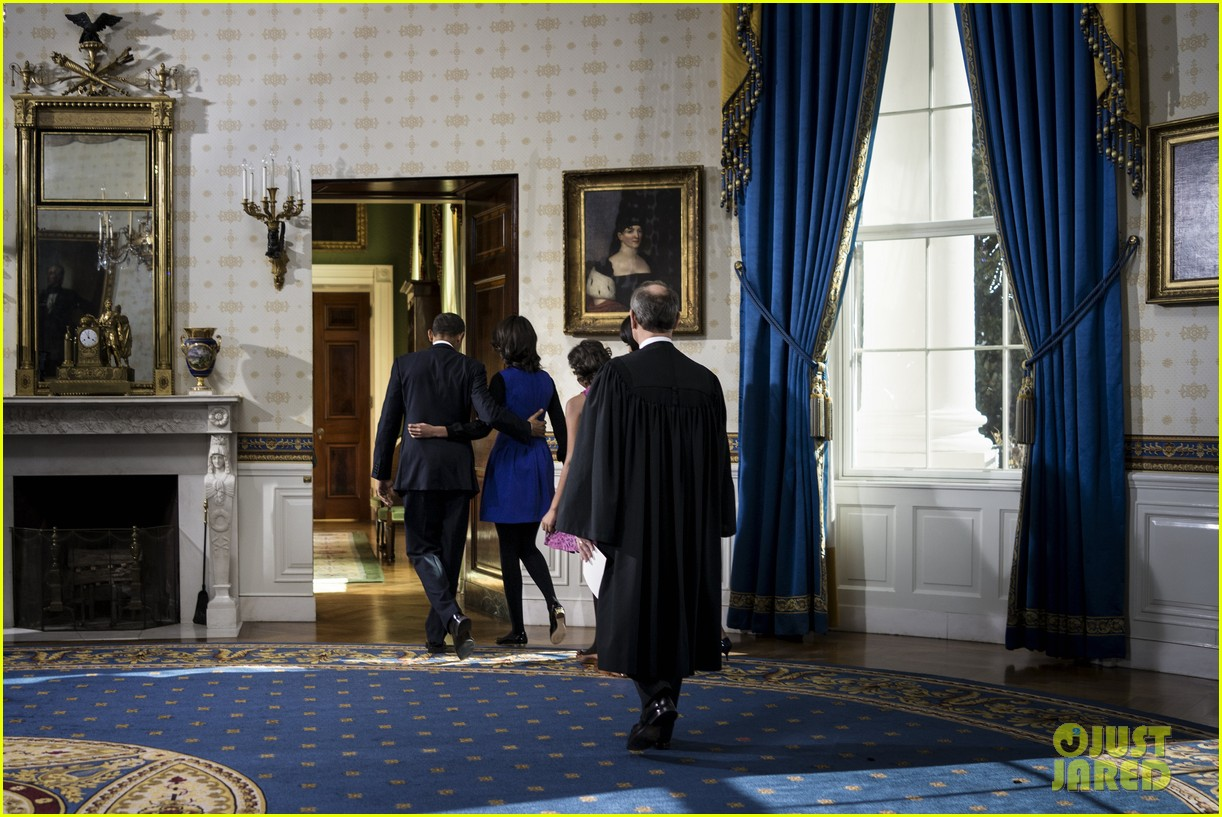 president barack obama sworn into office launches second term 14